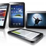 Das Samsung Galaxy Tab