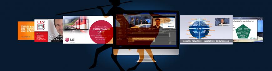 Agile Videocontent
