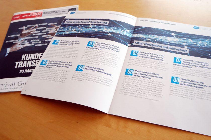 Kunden digital transformieren - 33 Handlungsempfehlungen