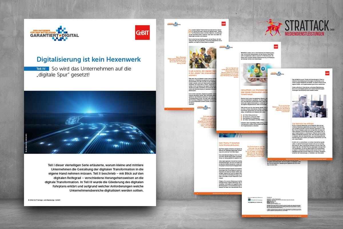 STRATTACK - Whitepaper - So wird das Unternehmen auf die digitale Spur gesetzt